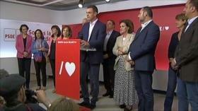 Tensión C. Norte-EEUU. Elecciones europeas. PSOE gana en España