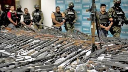 Reporte: Las armas de EEUU invaden América Latina