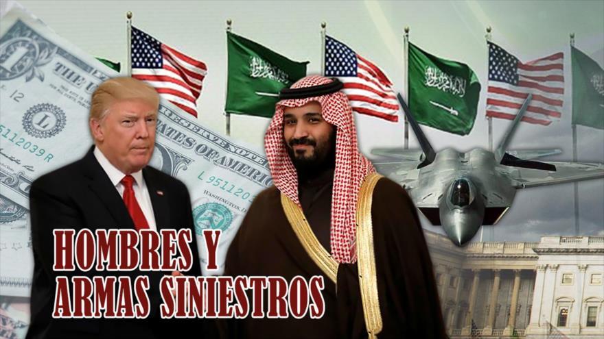 Detrás de la Razón; Emergencia Nacional: Donald Trump envía armas contra Irán
