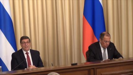 Cuba y Rusia firman acuerdo de cooperación en Moscú