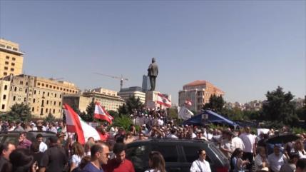 Gobierno libanés aprueba presupuesto general del Estado