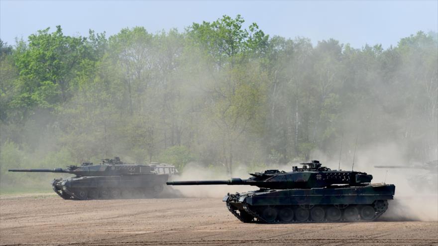 Bielorrusia y Rusia, alarmadas por actos de OTAN en sus fronteras | HISPANTV