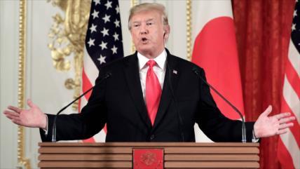 Trump apoya desde Japón intentos de Netanyahu para formar gabinete