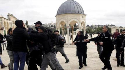 Israel aumenta presión en Al-Quds durante sagrado mes de Ramadán