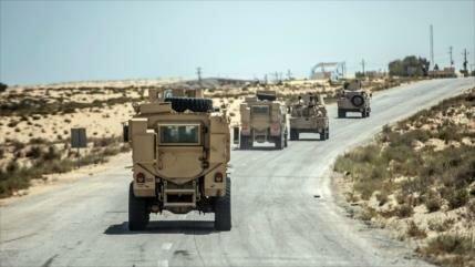 HRW denuncia crímenes de Ejército egipcio contra civiles en Sinaí