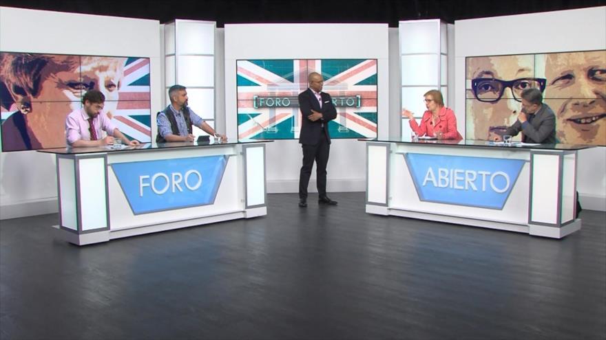 Foro Abierto: Reino Unido y la sucesión de Theresa May