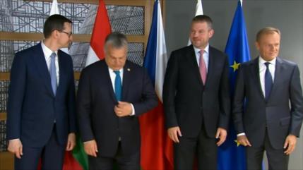 La cumbre de la Unión Europea tras las elecciones del 26-M