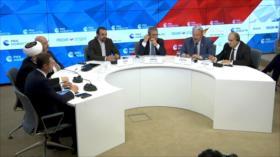 En Moscú se celebra una reunión dedicada al Día Mundial de Al-Quds