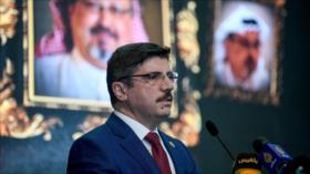 Asesor de Erdogan critica la ejecución de eruditos en Arabia Saudí