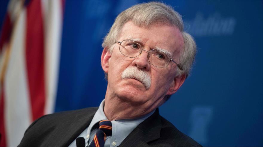 ¿Por qué denominan a Bolton el hombre más peligroso del mundo? | HISPANTV