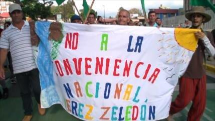 Comunidades se oponen a proyectos hidroeléctricos en Costa Rica