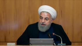 Irán repudia 'acuerdo del siglo' propuesto por presidente de EEUU