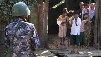 AI: Ejército birmano sigue cometiendo crímenes de guerra en Rajine