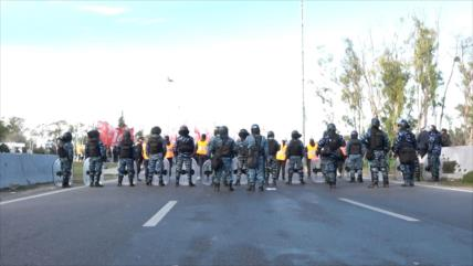 Argentina, paralizada contra políticas de Mauricio Macri