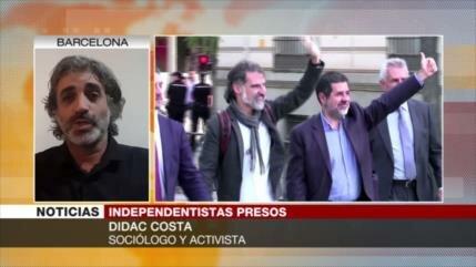 Costa: Informe de ONU avala internacionalmente la causa catalana