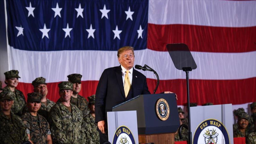 'EEUU tiene maligna ambición para conquistar Corea del Norte' | HISPANTV
