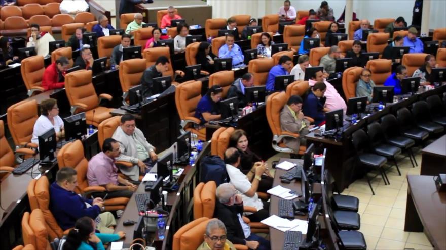 Nicaragua aprueba ley de atención a víctimas de violencia golpista