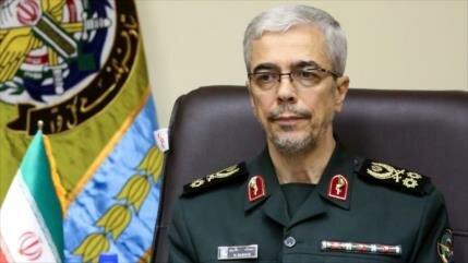 Alto mando iraní asegura que la causa palestina es indestructible
