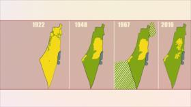 Vídeo: ¿Cómo se ocupó el territorio palestino?