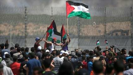 OLP asegura que palestinos no coexistirán con la ocupación israelí