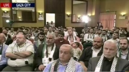 Arranca en Gaza conferencia internacional 'NO al acuerdo del siglo'