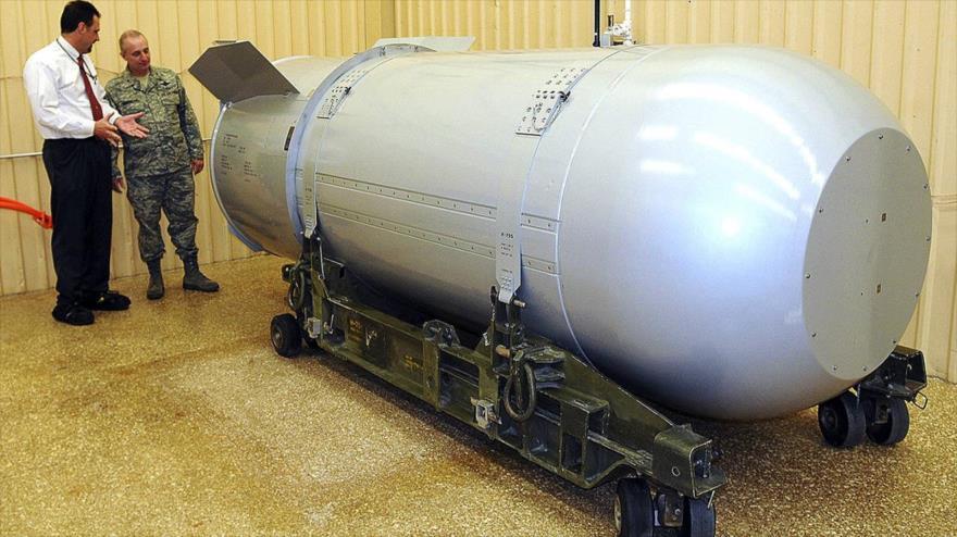 Rusia prevé pruebas nucleares a gran escala de EEUU | HISPANTV