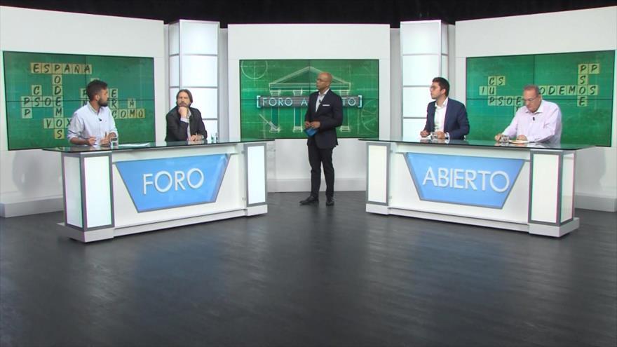 Foro Abierto; España: empieza el camino postelectoral