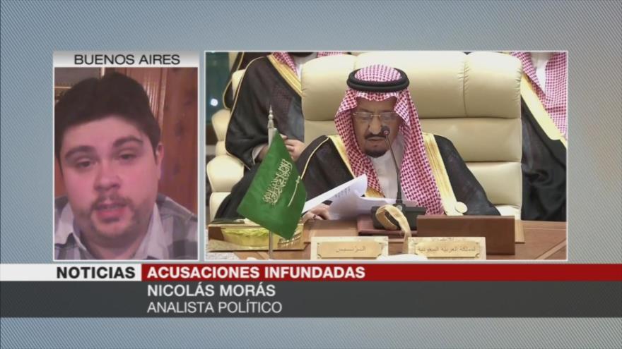 Morás: Riad acusa a Irán de injerencia para servir a EEUU e Israel | HISPANTV