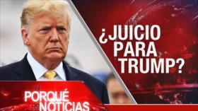 El Porqué de las Noticias: Acuerdo del siglo. Juicio político contra Trump. Revés para Duque
