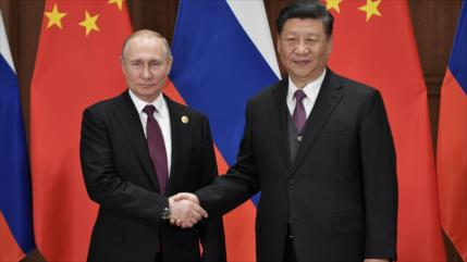 China apoyará junto a Rusia a Venezuela ante plan golpista de EEUU