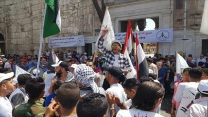 Naciones de Oriente Medio renuevan su apoyo a la causa palestina