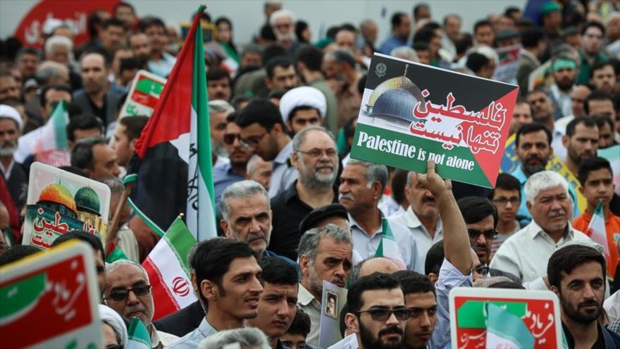 Día Mundial de Al-Quds, y el fracaso del acuerdo del siglo | HISPANTV