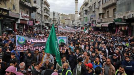Hermanos Musulmanes urgen a árabes a boicotear el acuerdo del siglo
