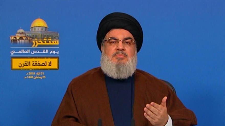 Hezbolá celebra el Día Mundial de Al-Quds