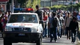 Aumentan víctimas de migración forzada en Centroamérica