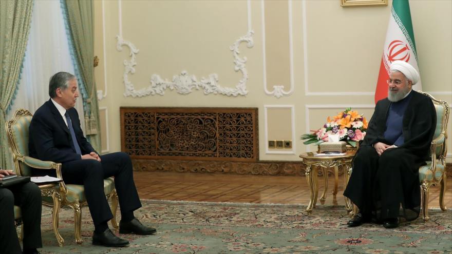 Irán pide mayor cooperación con Tayikistán contra el terrorismo | HISPANTV