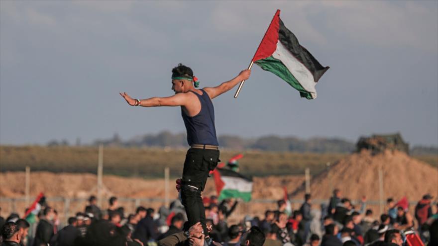 """Palestina rechaza """"acuerdo del siglo"""" por ignorar sus derechos"""