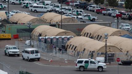 EEUU revela hacinamiento e insalubridad en centro para migrantes