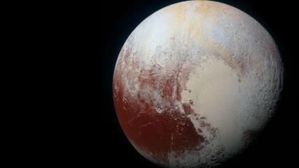 NASA halla en Plutón un elemento clave para la vida extraterrestre