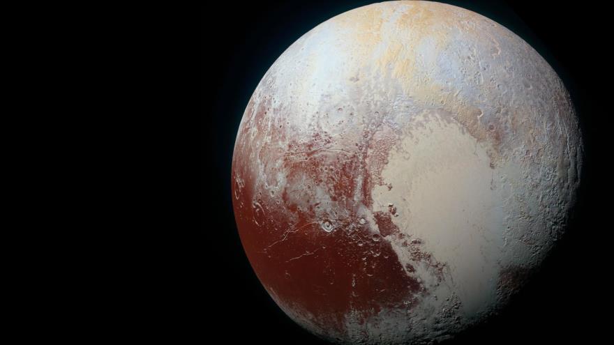 La foto más reciente de Plutón que asombra por sus detalles. (Fuente: NASA)