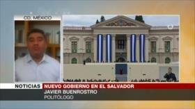 'Bukele rompe con la clase política tradicional de El Salvador'