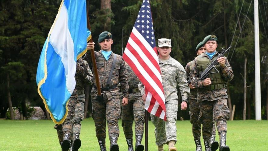 Guatemala, dispuesta a usar a tropas de EEUU contra migrantes | HISPANTV