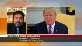 'Morales está para obedecer a Trump no para gobernar Guatemala'