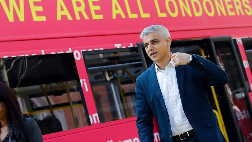 Alcalde de Londres compara a Trump con fascistas del siglo XX   HISPANTV