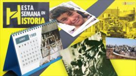 Esta Semana en la Historia: Junio 01-07