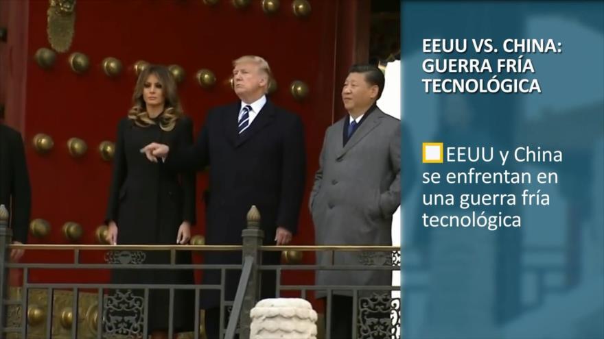 PoliMedios: EEUU vs. China: Guerra fría tecnológica