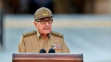 Castro asegura que fracasarán acciones de EEUU contra Cuba