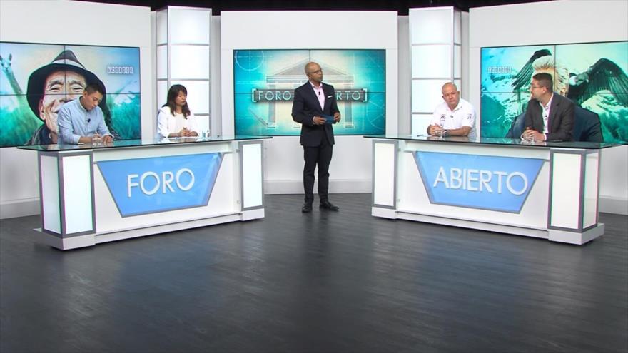 Foro Abierto: Ecuador; Lenín Moreno, ¿2 años de (des)gobierno?