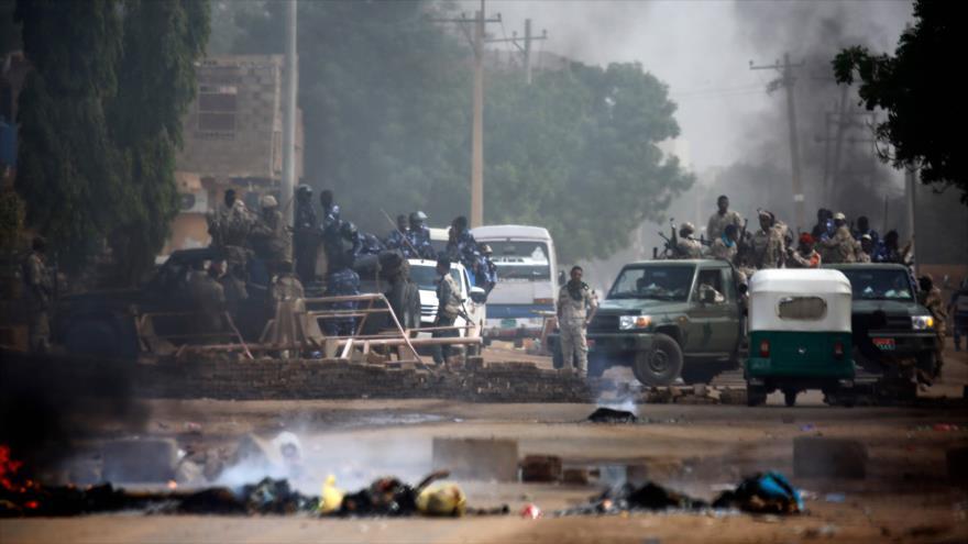 Comunidad internacional rechaza violencia en Sudán, pide moderación