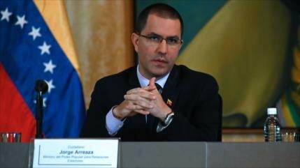 Arreaza advierte de intentos desde EEUU para atacar Venezuela